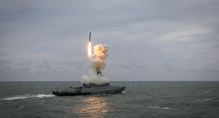 """وصول صواريخ """"كاليبر"""" إلى بعد 180 كلم من فلوريدا"""