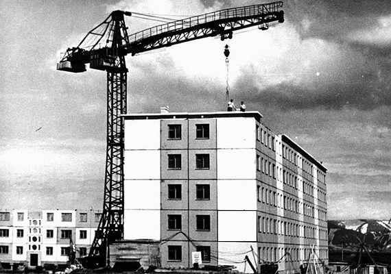 Почему в СССР не строили дома выше девяти этажей