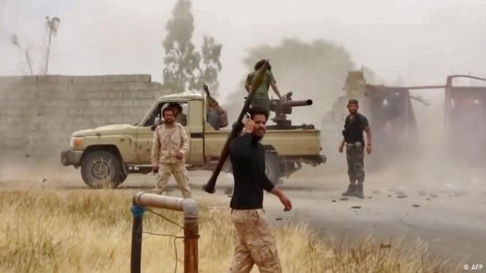 Libya'daki vekalet savaşında Türkiye