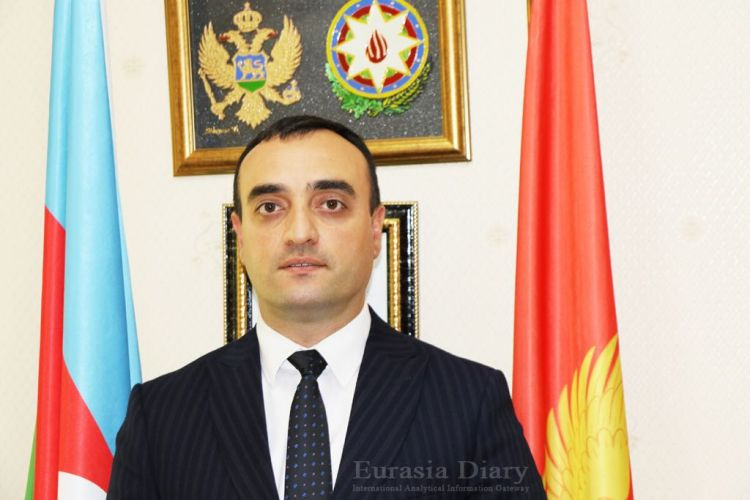 """The cooperation between Azerbaijan and Montenegro is on the rise"" - Vugar Aliyev"