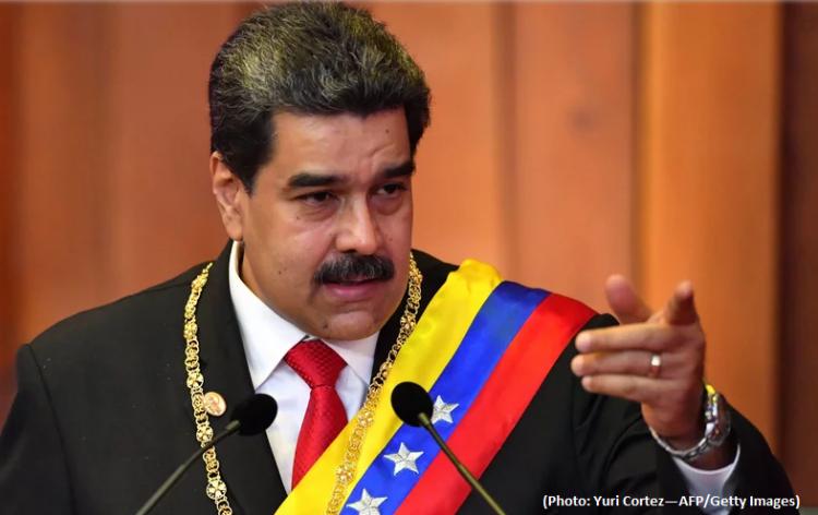Maduro rejects UN human rights report