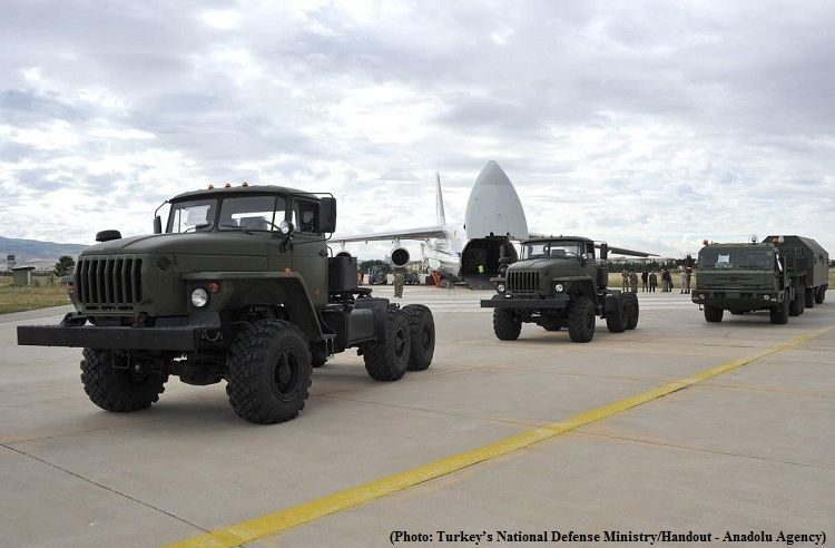 NATO warns Turkey about Russian missile system