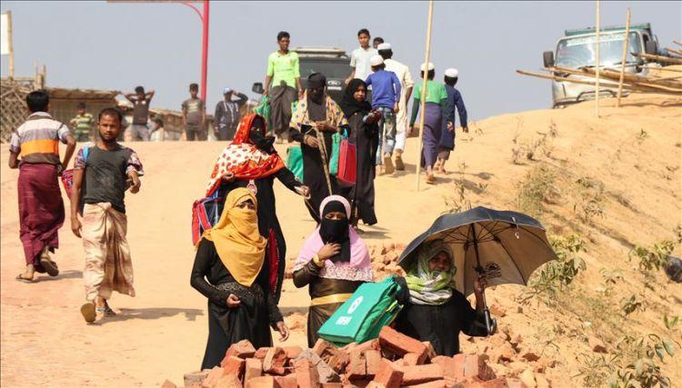 مأساة الروهنغيا المستمرة وأوراق بنغلاديش ضد ميانمار