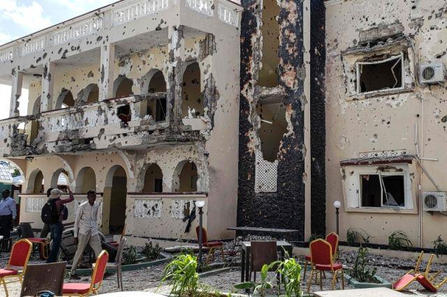 26 قتيلاً بهجوم إرهابي في الصومال