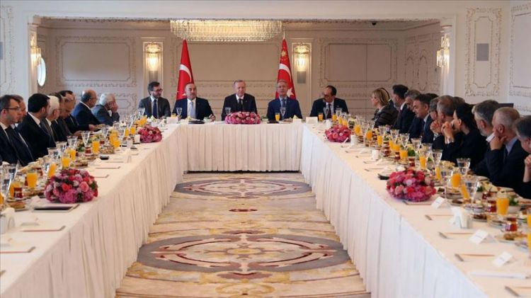 Erdogan blasts US senator over Cyprus proposal