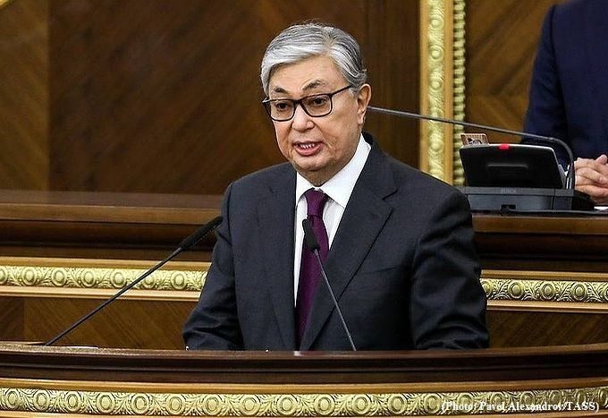 'It is a one-time move, we will not be able to get carried away by such measures' - Tokayev on debt issue