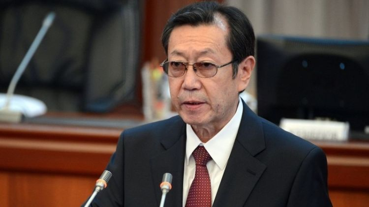 Ex-top security official of Kyrgyzstan announced wantedg