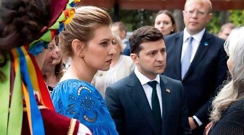 Первой леди Украины  посоветовали заняться собой и домашними делами