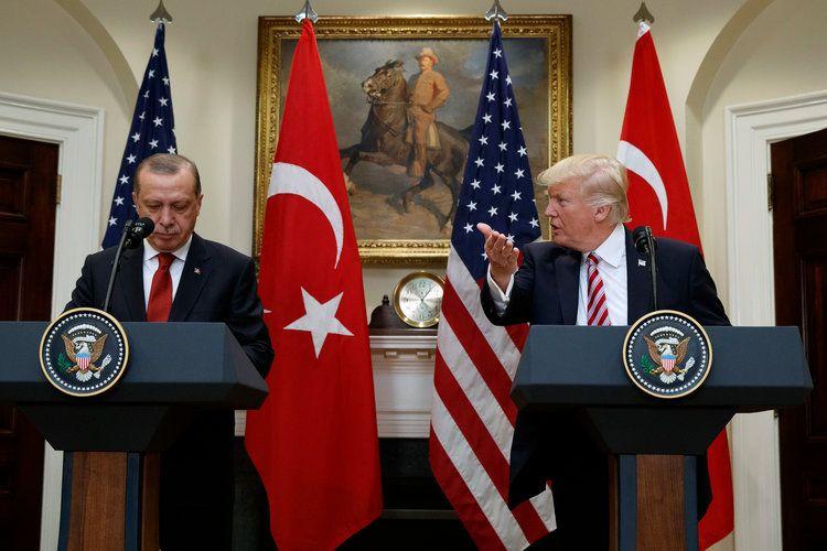 """ABŞ-ın Türkiyədən S-400 qisası - """"Tramp istəməsə də..."""""""