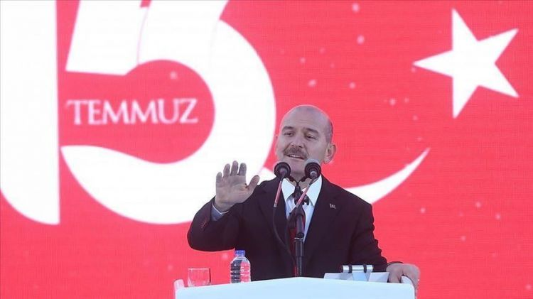 'Turkey has suffered a lot from betrayals' - Suleyman Soylu revealed the number of counter-terrorism operations