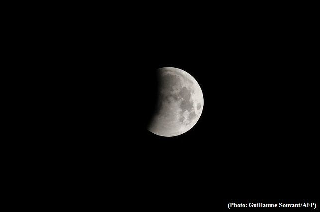 Lunar eclipse to mark launch of Apollo 11 mission, 50 years on