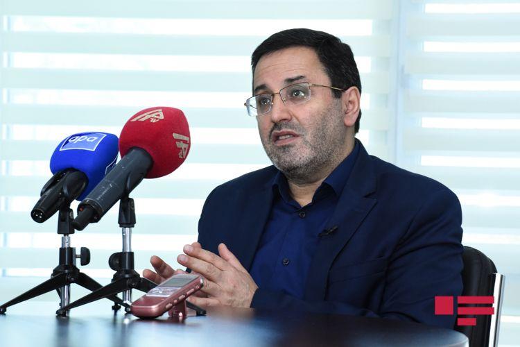 """""""Azərbaycanın ərazi bütövlüyünü həmişə dəstəkləmişik"""" - İran səfiri"""