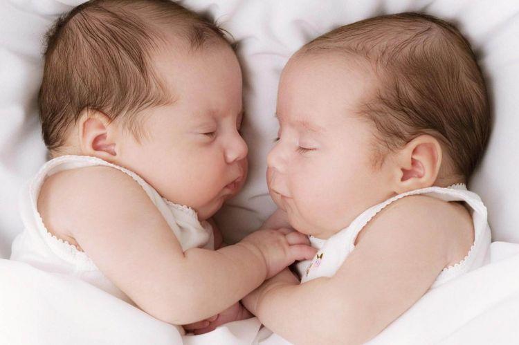 С начала года в Азербайджане родились 1238 близнецов и 36 тройняшек