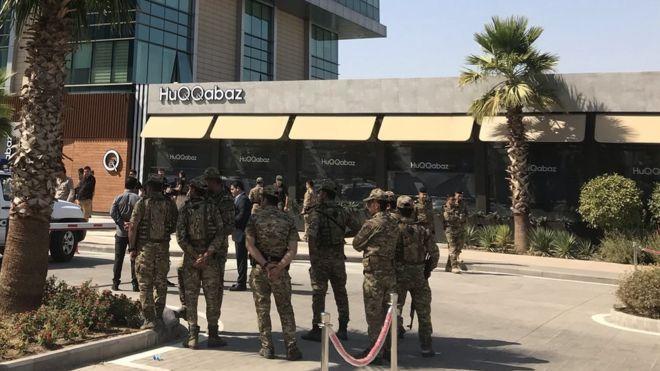 Reuters: Erbil'de en az üç Türk diplomat silahlı saldırı sonucu yaşamını yitirdi