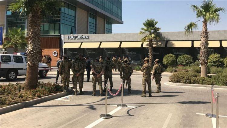 أستشهاد موظف في القنصلية التركية في أربيل بهجوم غادر