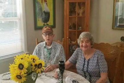 Они прожили вместе 71 год и умерли в один день