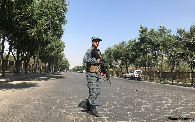 Kabul woke up with blasts - two deaths and 10 injured