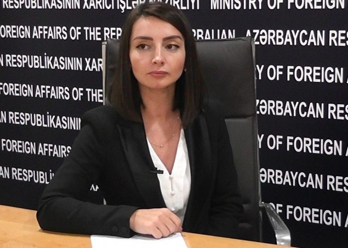 The border incident fully contradicts Minsk Group co-chairs' call for preparing populations for peace - Azerbaijan's Foreign Ministry
