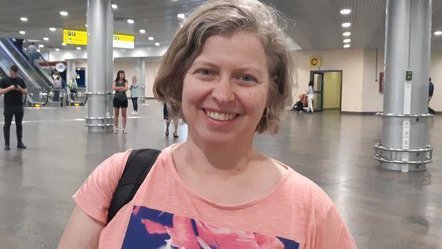 Немецкая журналистка сравнила Минск с Баку - ИНТЕРВЬЮ
