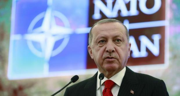 """"""" إذا كان أردوغان يريد البقاء في الناتو ..."""" - تعليق ضابط الاستخبارات الأمريكية المتقاعد - حصرياً"""