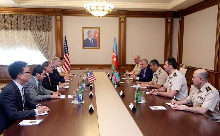 The relations between Azerbaijan and US are built within framework of NATO programs - Azerbaijani Defense Minister