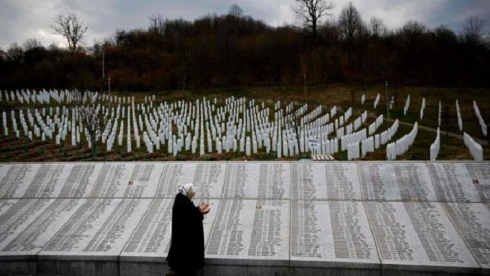 Dutch state accepts partial liability for Srebrenica deaths