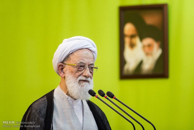 Senior cleric says US in weakest position after leaving JCPOA