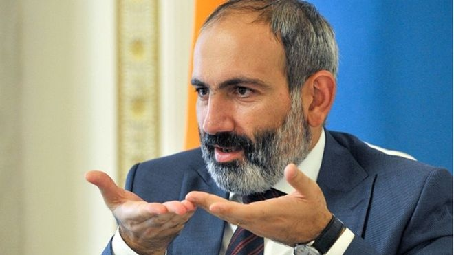 """""""Paşinyana inana bilmərik"""" - politoloq"""