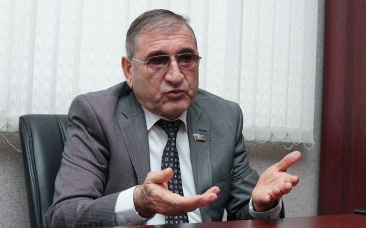 """""""Leyla Yunus Azərbaycan xalqını aşağılayır"""" - Deputat Elçibəylə Əliyevi müdafiə etdi"""