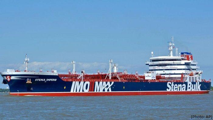 Iran captured another British tanker in Strait of Hormuz
