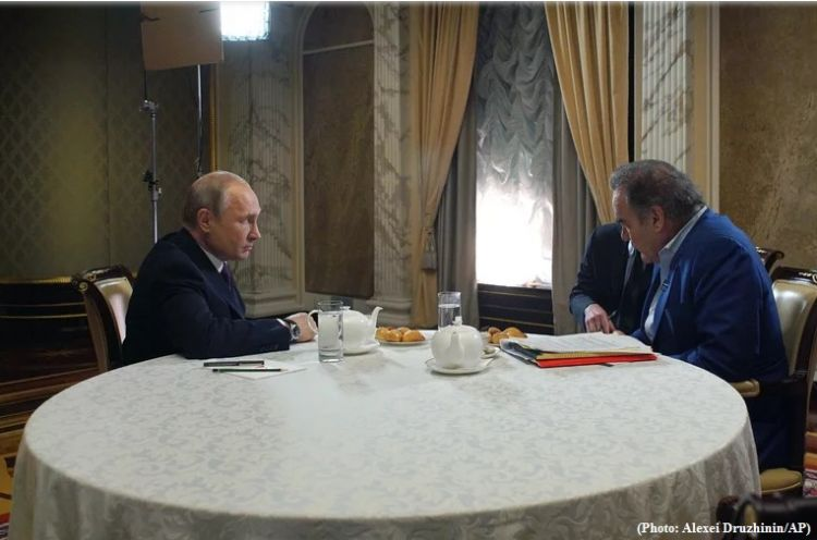 'I believe that Russians and Ukrainians...' - Putin's shocking announcement