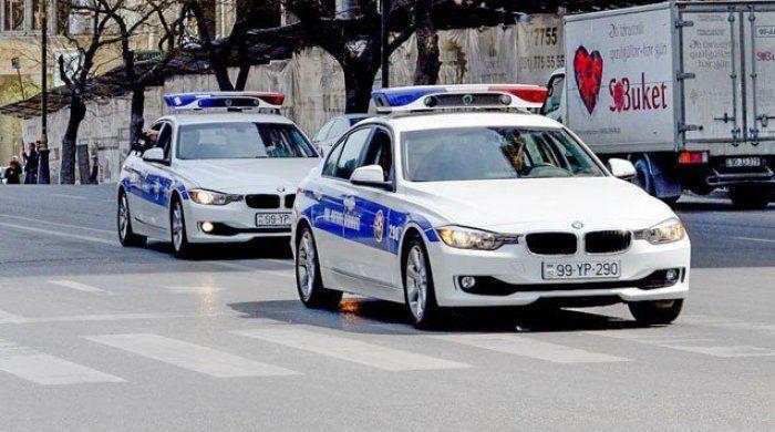 """Yol polisi deputatı əsəbləşdirdi - """"Mənə qayıdıb deyir ki, kənara çıx"""""""