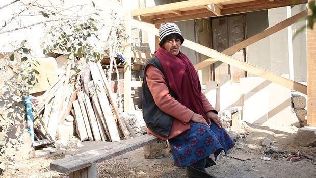 Женщина уже 20 лет живет на улице: не смогла родить и ее выгнали из дома - ВИДЕО - ВИДЕО