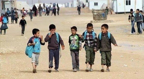 تراجع المساعدات لمخيم الزعتري تفاقم معاناة أطفال اللاجئين