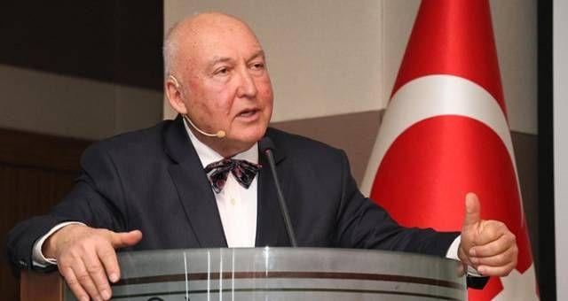 17 Ağustos depremini bilen Prof. Ercan, büyük İstanbul depremi için tarih verdig