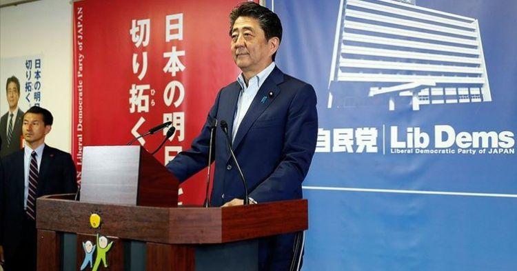 Japonya'da seçim anayasa değişikliğine yetmedi