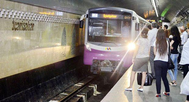 Metroda bu səbəbdən şəkil çəkməyə icazə verilmir - Maraqlı AÇIQLAMAg