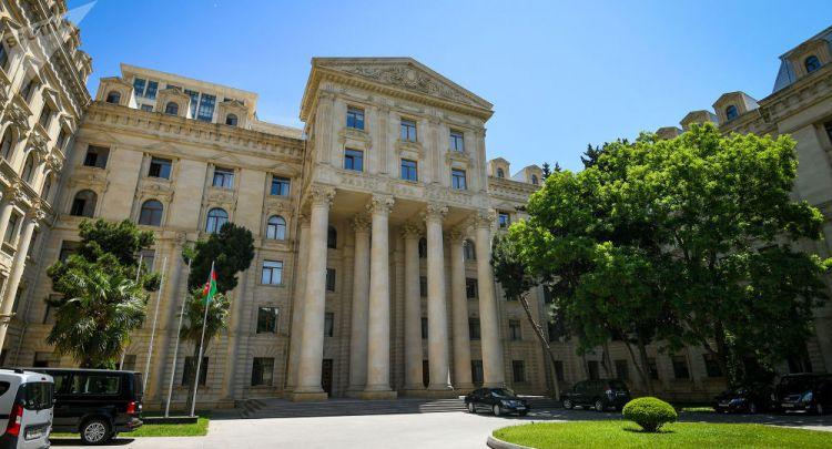Азербайджан не признает территориальную целостность России | МИД Азербайджана