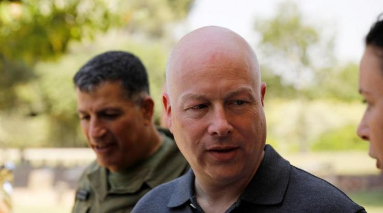 Greenblatt Reaffirms Washington Isn't Looking to Replace Palestinian National Authority's Abbas