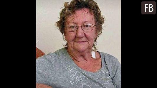 Трое грабителей подошли к бабушке, которая снимала пенсию в банкомате. Реакция 77-летней женщины была молниеносной - ВИДЕО