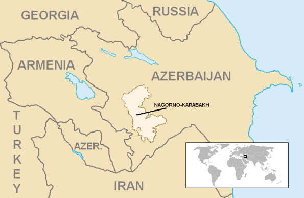 Azerbaijani community of Nagorno-Karabakh addressed letter to OSCE Minsk Group co-chairs