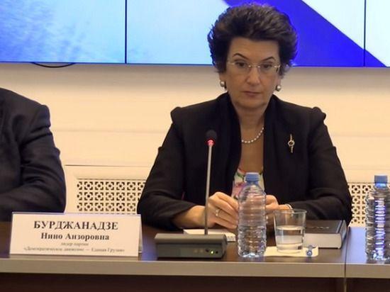 Бурджанадзе: Тбилиси занижает ущерб от потери российских туристов