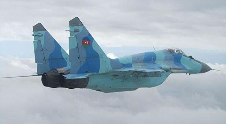 Turkish Defense Ministry releases new footage of MiG-29 fragments