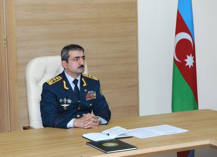 Эльчин Гулиев: Пограничники создали 75 боевых постов на границе с Арменией