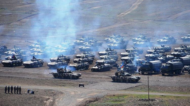"""""""Yalnız Qarabağı deyil, Zəngəzuru, Göyçəni də azad etmək gücümüz var"""""""