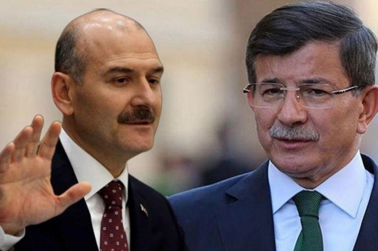 Davutoğlu ve Soylu'nun aynı çatı altında buluştuğu iddia edildi