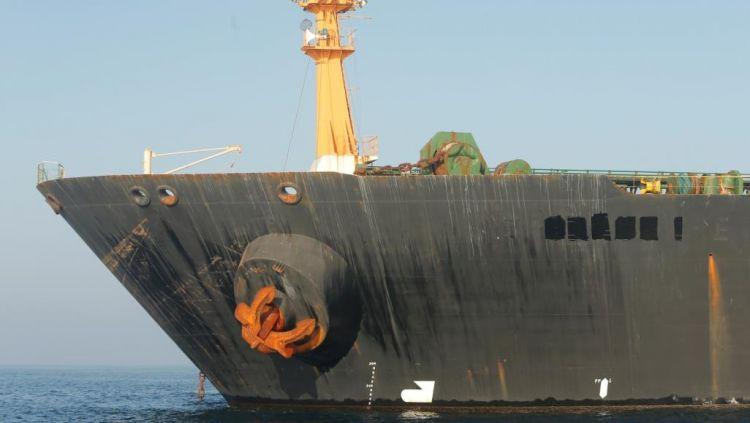 """تصعيد أميركي جديد.. واشنطن تأمر بمصادرة ناقلة النفط الإيرانية """"غريس1"""""""
