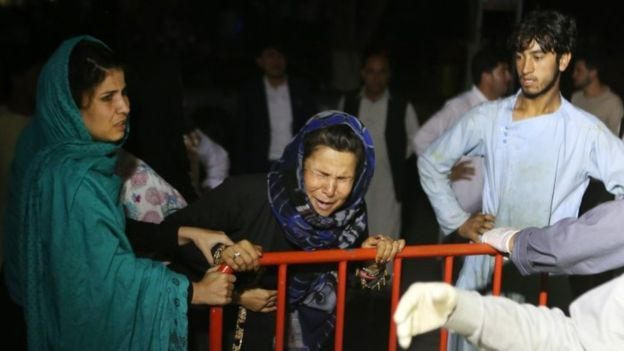 Afghanistan - Bomb kills 63 at wedding in Kabul