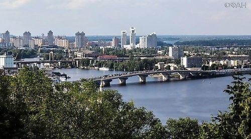 В Киеве испугались, что Россия пустит Днепр в обход Украины