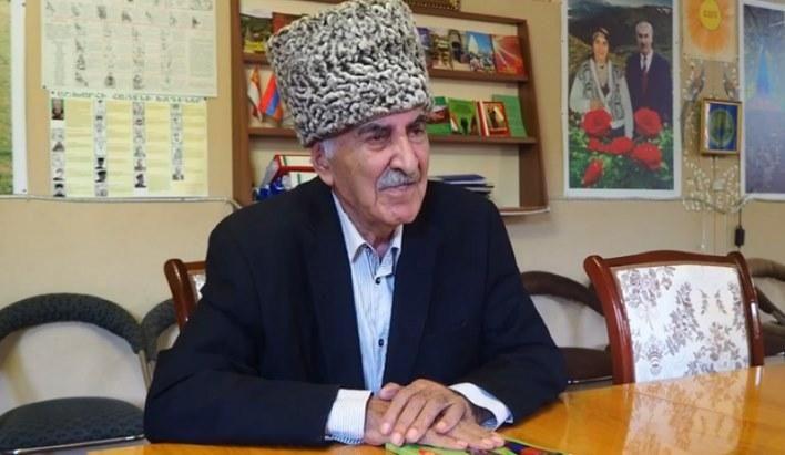 Azərbaycana bir qarış da torpaq verməyəcəyik - Kürd liderdən ermənilərə dəstək